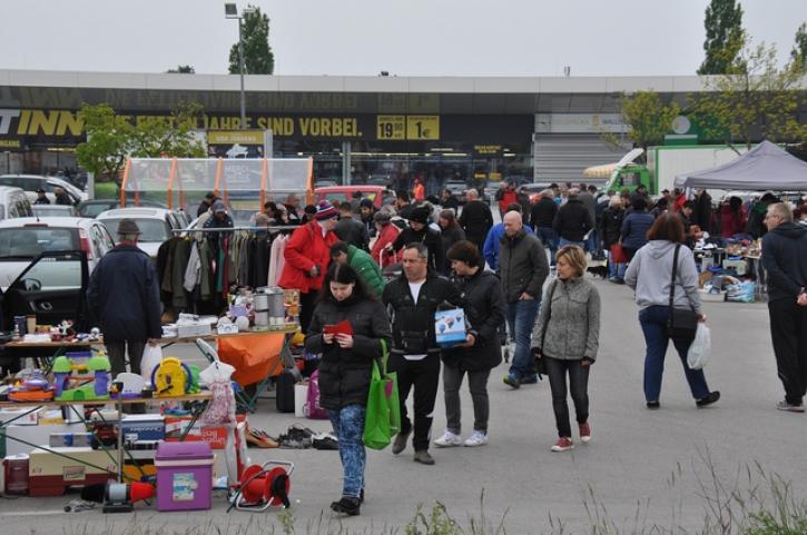 Flohmarkt Nord