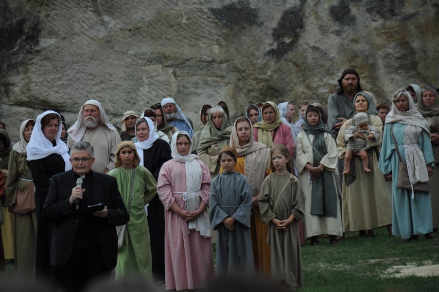 Passionsspiele St Margarethen