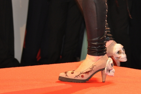 Crazy2015ShoeAwardTotenkopfSchuhFotoAnnemariePrinz
